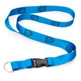 Lanyard Sublimated Shield